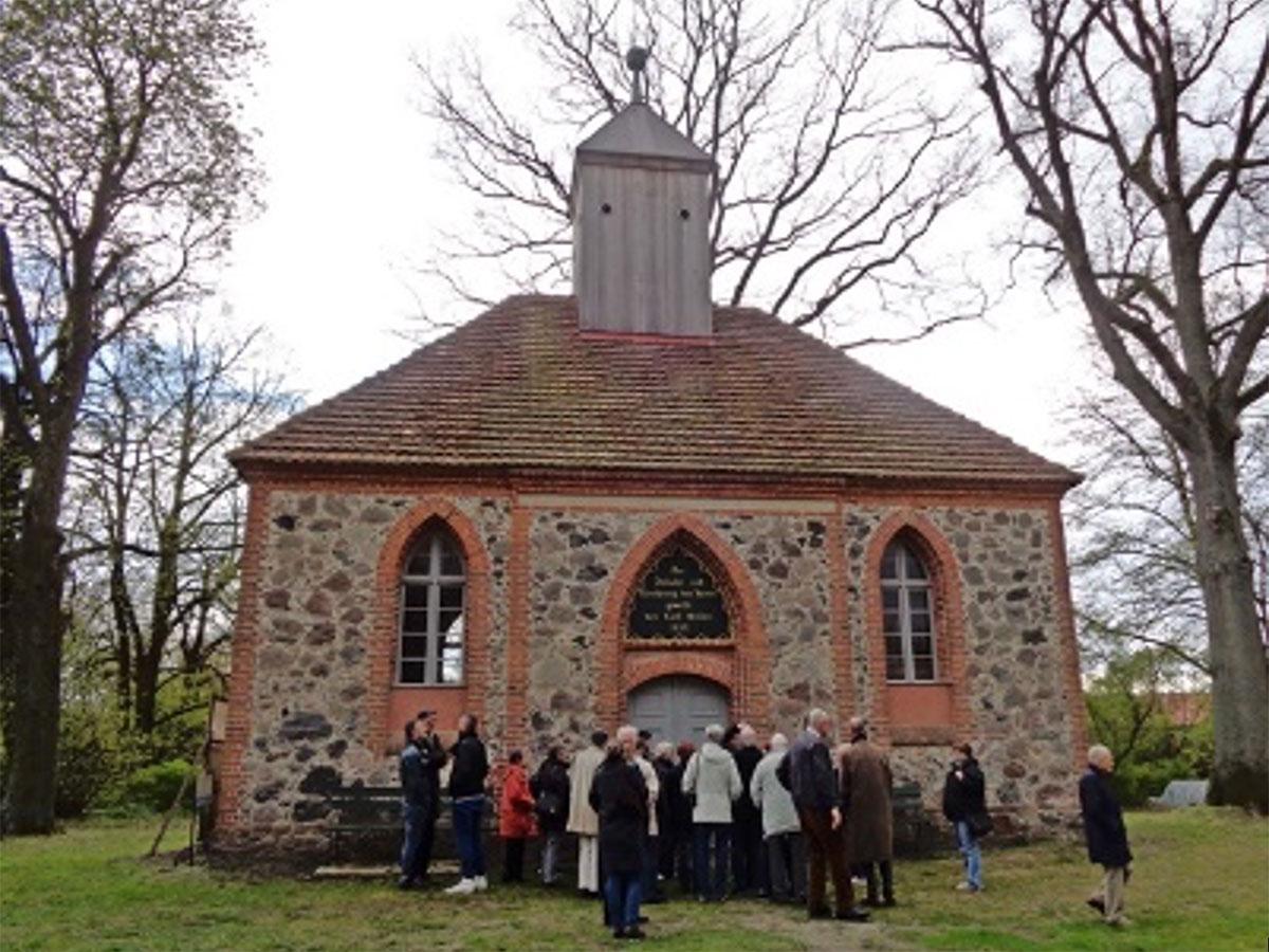 Kleine Kirche Darsikow