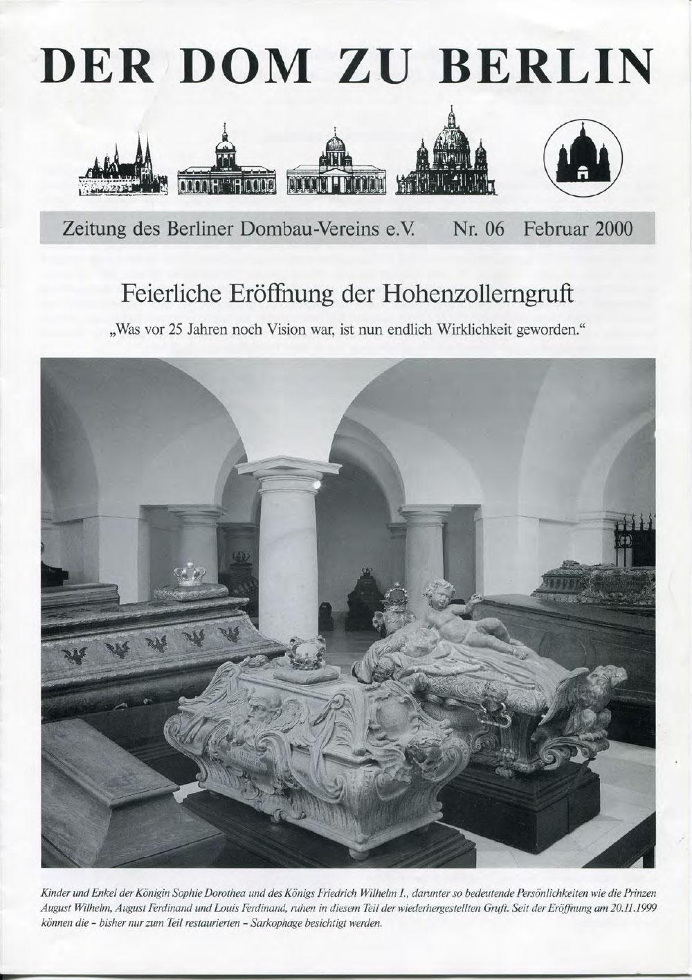Dombau-Verein-Berlin Zeitung 06