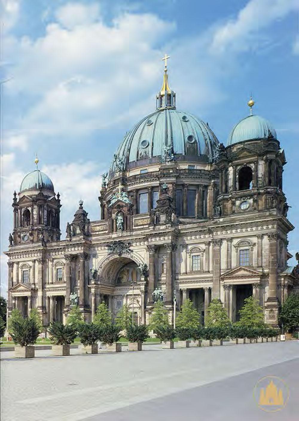 Dombau-Verein-Berlin Festschrift 2003